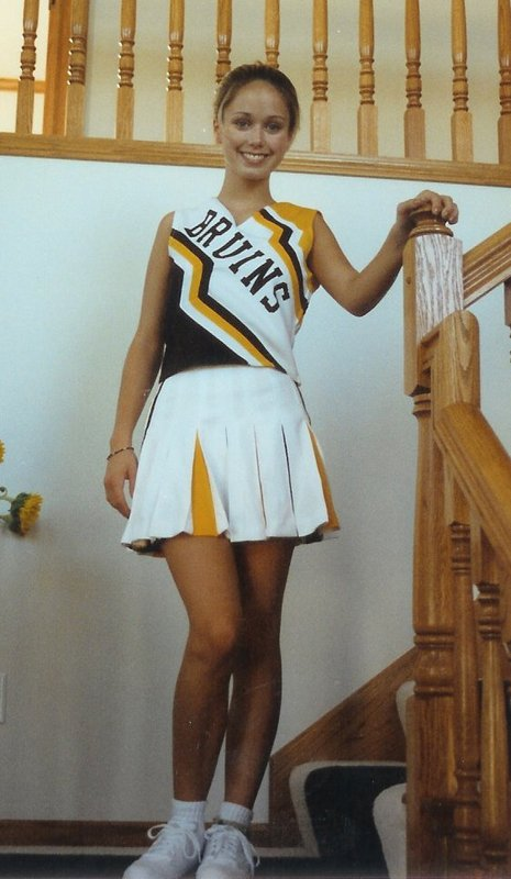 Cheerleader uniform
