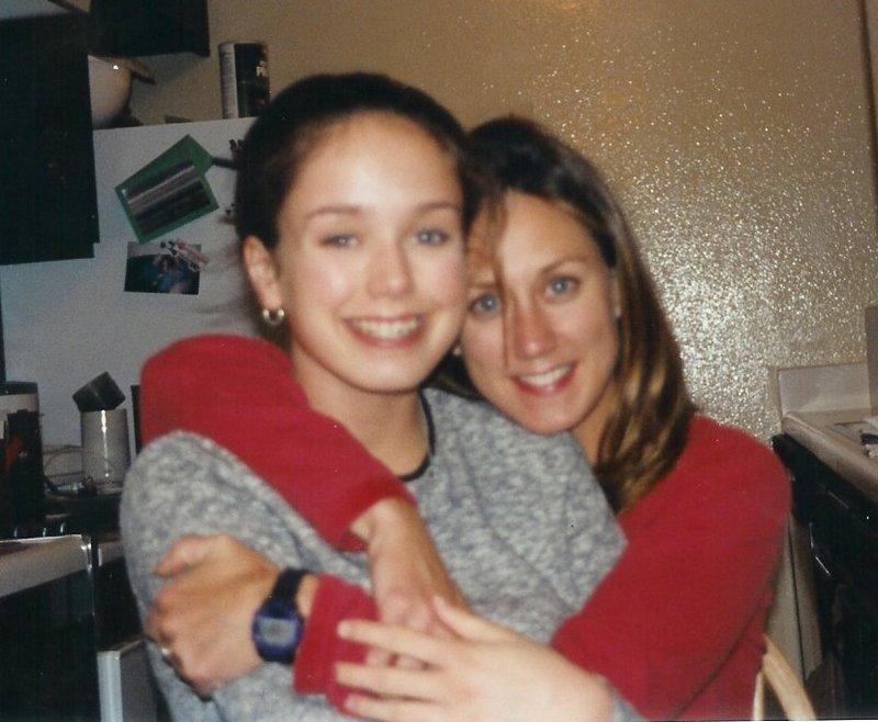 with Lisa '97