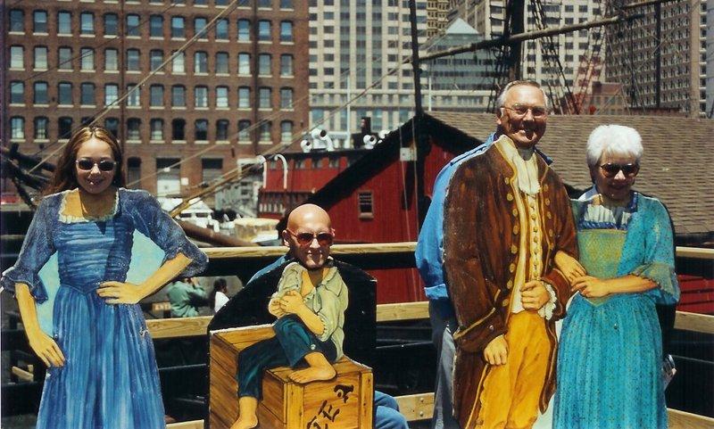Boston colonial 1