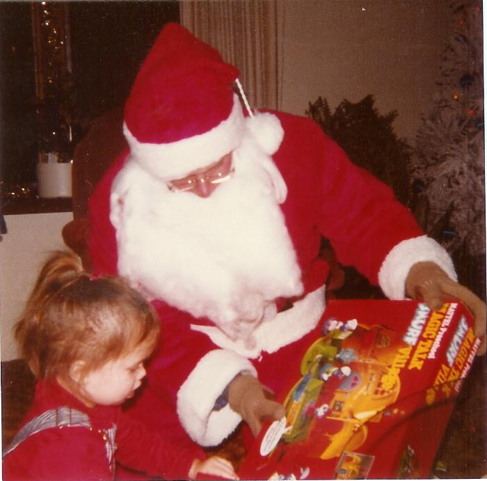 Charity & Santa-2
