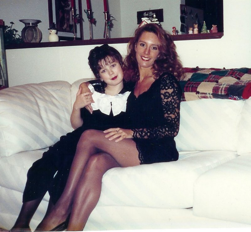 Charity and mom '91