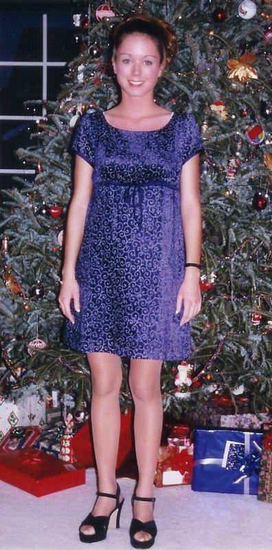 Christmas '97 dressed up