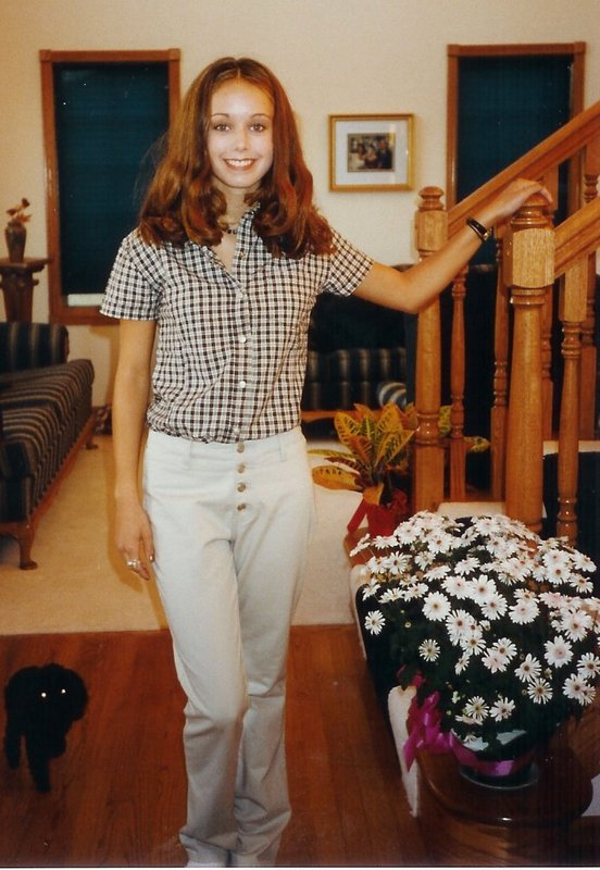 First day of school '97